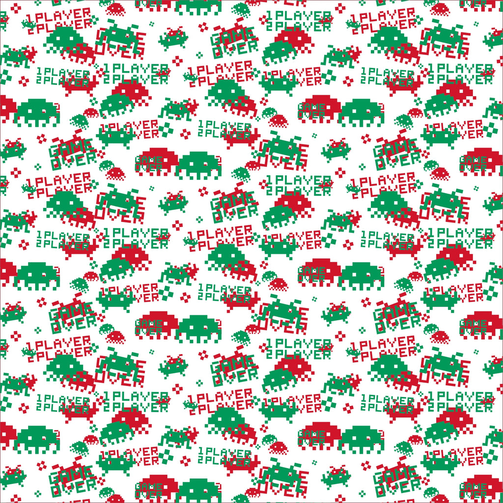 Arcade - Video Game Wrapping Paper – Escape Pod Online