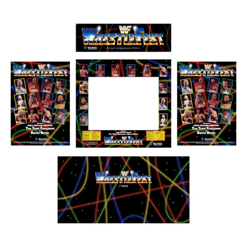 WWF Wrestlefest Complete Restoration Kit
