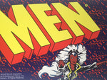 X-Men Arcade Game Marquee