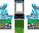 Arcade1Up - Xevious Complete Art Kit
