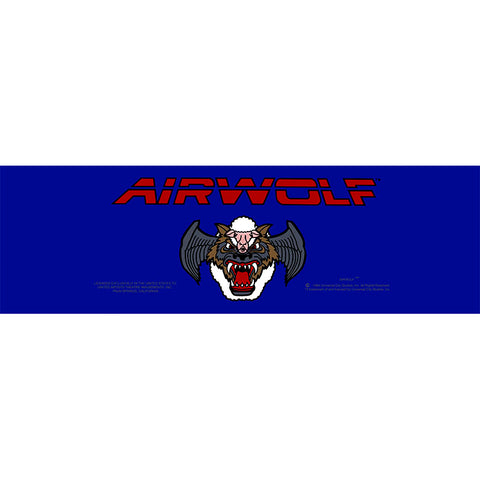 Airwolf Marquee