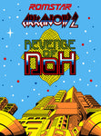 Arkanoid 2 Revenge of Doh Side Art Decals