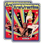Arm Wrestling Side Art Decals