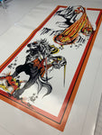 Warlords Arcade Game Side Art Set - Full Wrap