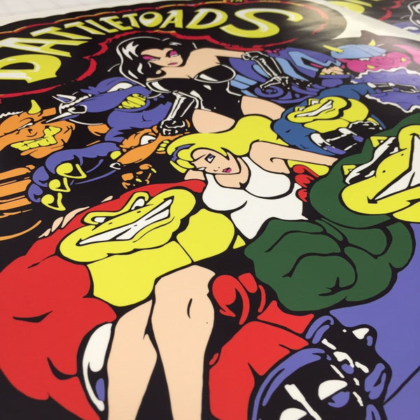 Battletoads Complete Restoration Kit