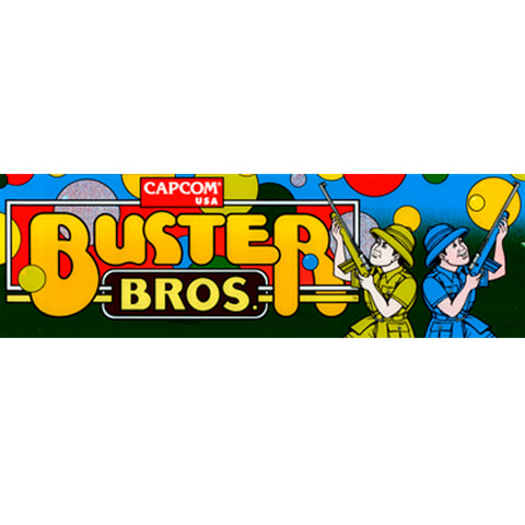 Buster Bros Marquee