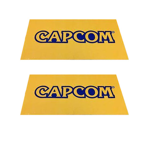 Capcom Logo Side Art Decals