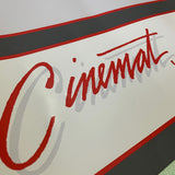 Cinematronics Cinemat System Side Art
