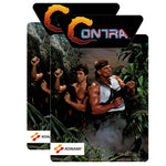 Contra Side Art Decals