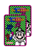 Dr Mario Side Art