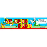 Vs Duck Hunt Arcade Marquee