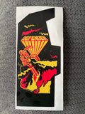 Williams Arcade Game Sticker