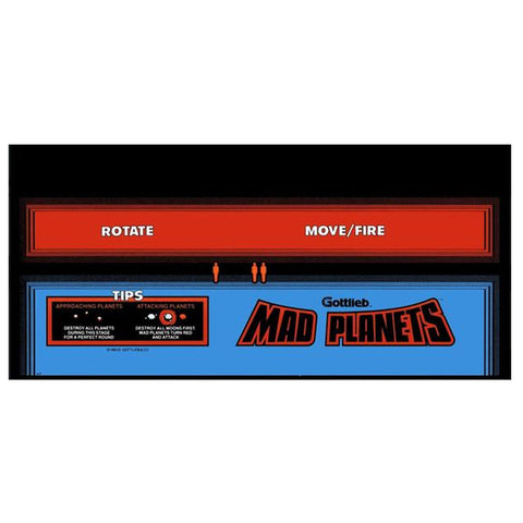 Mad Planets CPO - Control Panel Overlay