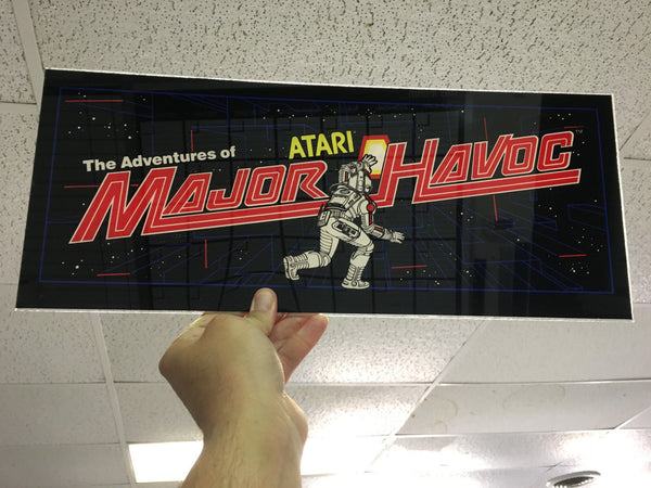 Major Havoc Marquee