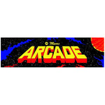 MAME Multicade Arcade Marquee - Defender Version