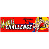 Mania Challenge Arcade Marquee