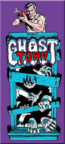 Ghost Town Side Art Decals