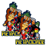 Arcade Multicade Side Decals