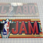 NBA Jam Arcade Game Marquee (SDS)