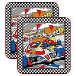 Pole Position Side Art Decals