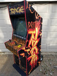 Primal Rage Side Art Decal Set