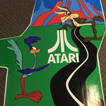 Road Runner Custom Side Art Set