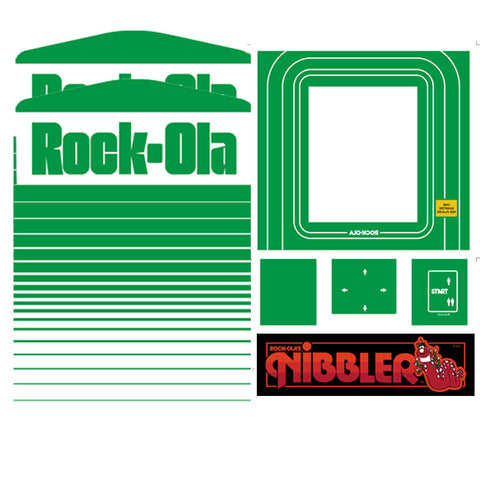 Rock-Ola Nibbler Complete Restoration Kit