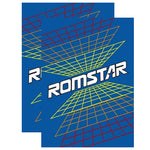 Romstar Generic Arcade Side Art Decals