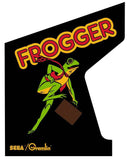 Frogger Side Art