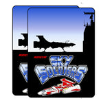 Sky Soldiers Side Art Decal Set