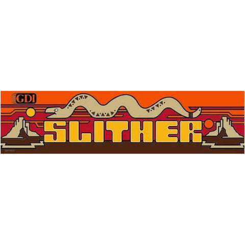 Slither Arcade Marquee