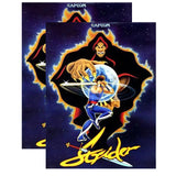 Strider Side Art Decals