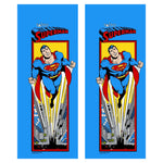 SuperMan Side Art Decals