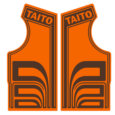 Taito Front Line Side Art Set