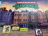 TMNT (Teenage Mutant Ninja Turtles) CPO - Control Panel Overlay