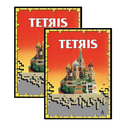 Tetris Side Art Decals