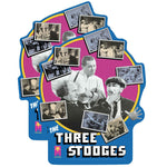 Three Stooges Side Art