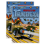 Thundercade Side Art Decals