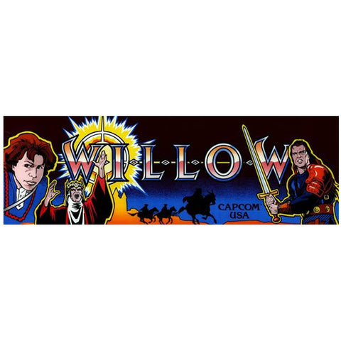 Willow Arcade Marquee