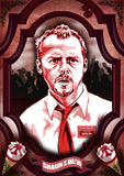 Simon Pegg Collection