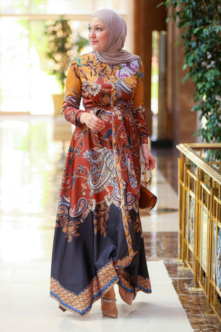 Carya Modest Dress