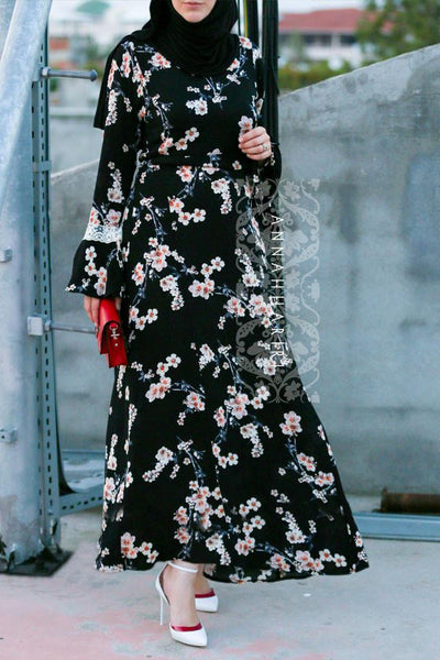 Blossom in Japan Dress