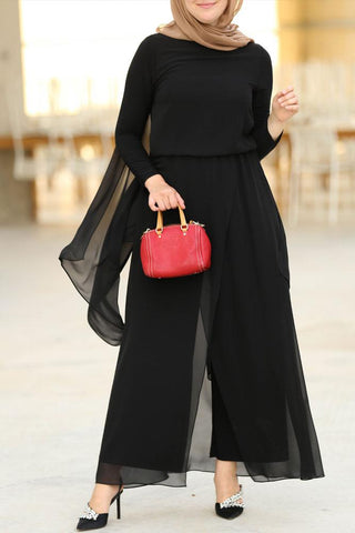 Kelebek Modest Jumpsuit