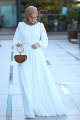 Aysenur Modest Dress