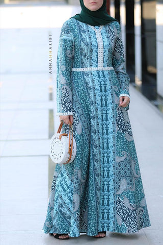 Halima Modest Dress