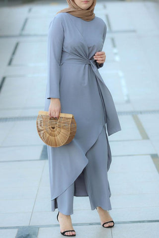 Grey Shahika Set