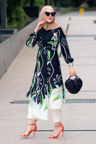 Hunie Modest Dress