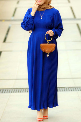 Eclectic Blue Dress