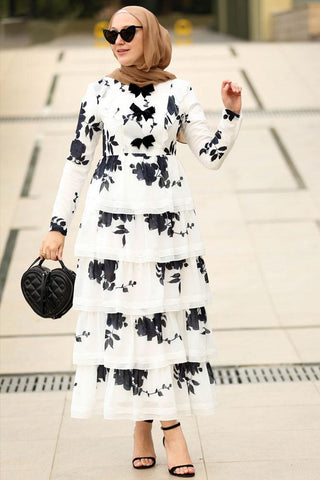 Chic Modest Dress