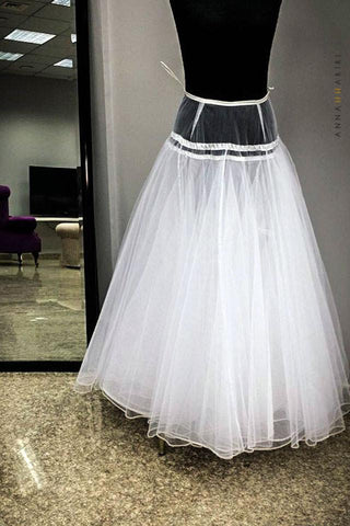 Netted Skirt